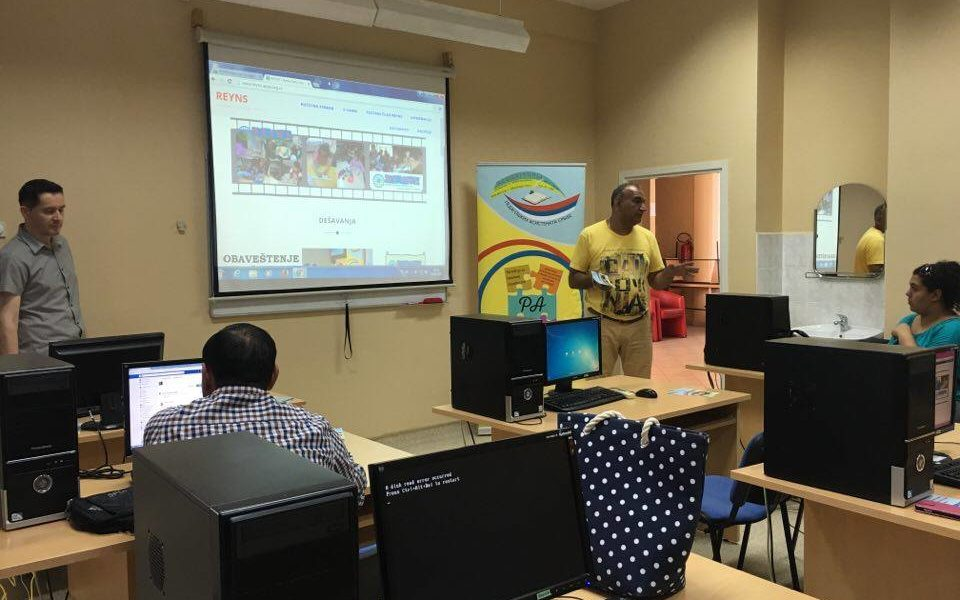 Training of members of the REYNS network for respecting and conducting forum discussions