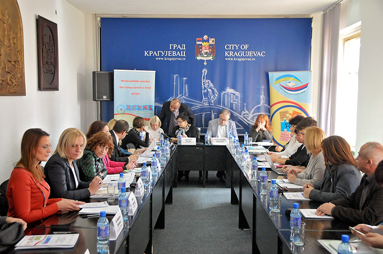 Study visit of REYN Ukraine to the Republic of Serbia